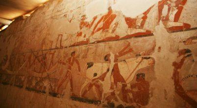 Egy magas rangú papnő 4400 éves sírjára bukkantak Egyiptomban