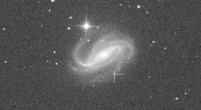 Megütötte a kozmikus főnyereményt egy amatőr csillagász