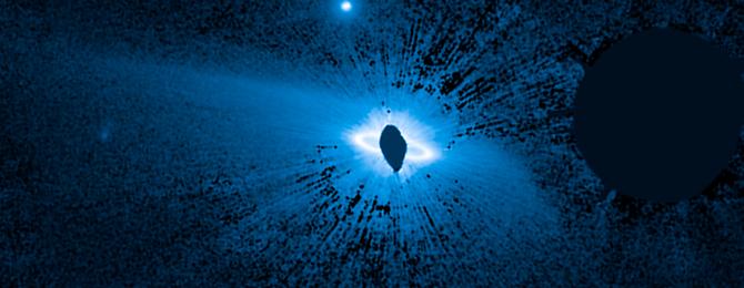 Óriási porgyűrűt pillantottak meg egy fiatal csillagnál