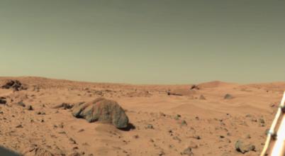 Szerves molekulákat szállító objektumok bombázzák a Marsot