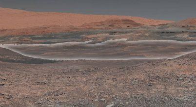 2000. marsi napját ünnepelte a Curiosity