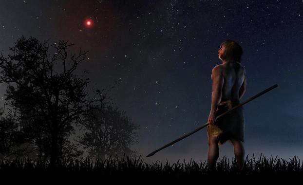 Különös vendég érkezett a Naprendszerhez 70 000 évvel ezelőtt