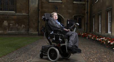 Meghalt Stephen Hawking, a tudományos világ gyászol
