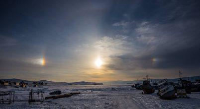 2018. március asztrofotója: Égi színjáték Szibériában