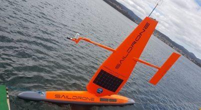 Önjáró vitorlásdrónokkal gyűjtenek adatokat az óceánról Ausztráliában