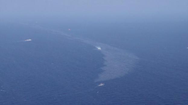 Az új típusú olajkatasztrófa soha nem látott kihívások elé állítja a szakembereket