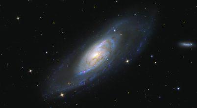 2018. április asztrofotója: Galaxis a tavaszi égen