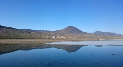 Már minden nyáron jégmentes a tó, amely eddig szinte állandóan fagyott volt