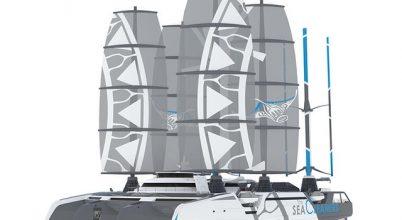 """Focipálya méretű """"takarítóhajóval"""" a műanyag ellen"""