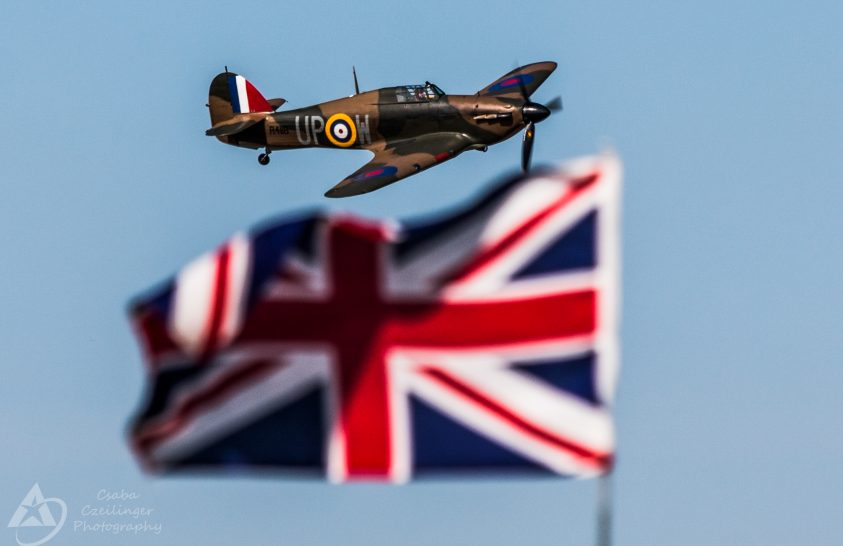 A nap képe: A brit Királyi Légierő ünnepén