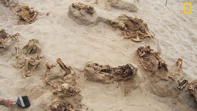 140 gyermeket mészároltak le 550 éve Dél-Amerikában