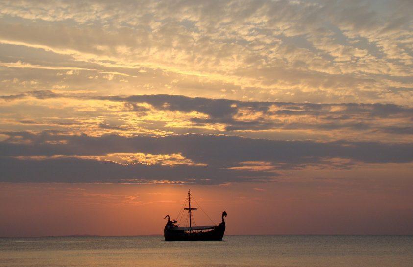Magyar kutatók vizsgálták a vikingek legendás napköveit
