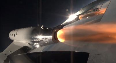 Ismét szárnyal egy Virgin űrhajó