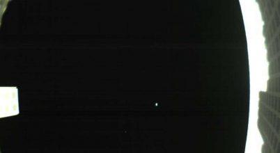 Így látja a Földet a Mars felé száguldó apró műhold