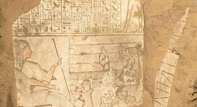 Ókori egyiptomi hadvezér sírjára bukkantak