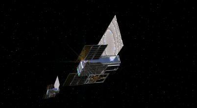 Jeleket küldtek a világ első mélyűri miniatűr műholdjai