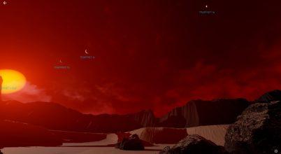 Exobolygókon tehetünk virtuális kirándulást a NASA segítségével