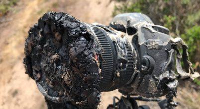 Feláldozta magát a NASA kamerája, hogy elkészítse a tökéletes felvételt