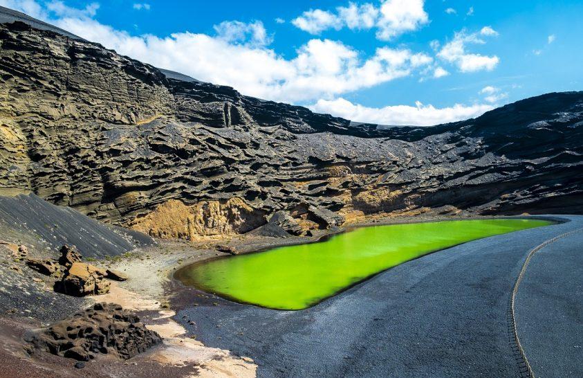 A nap képe: A smaragdzöld tó