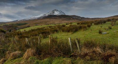 A nap képe: Tél Észak- Írországban
