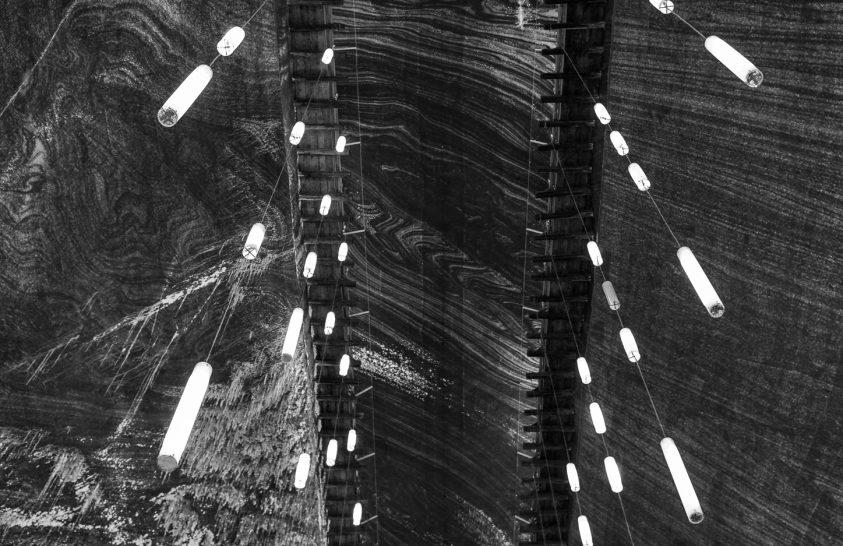A nap képe: A tordai sóbányában