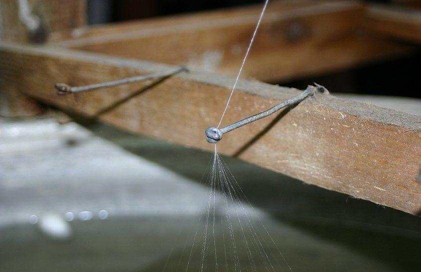 A pókselyemnél is erősebb bioanyagot alkottak