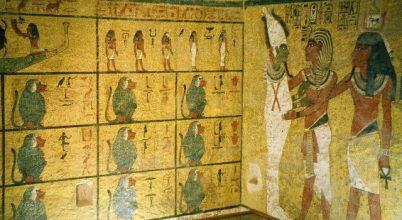Nincsenek titkos kamrák Tutanhamon luxori sírjában