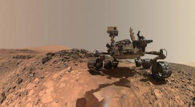 Komoly felfedezésekre jutott a NASA a Marson