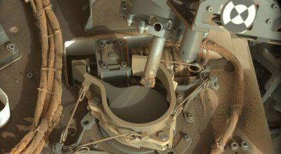 Hosszú idő után ismét működnek a Curiosity laboratóriumai