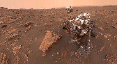 Pusztító vihar tombol a Marson
