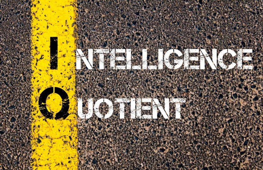 Gyengébb teljesítmény az IQ-teszteken