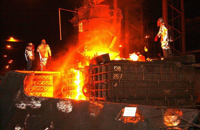Svédországban épül az első hidrogéntüzelésű acélmű
