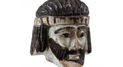 3000 éves fejszoborra bukkantak az izraeli-libanoni határ közelében