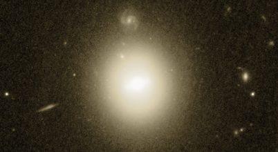 Falatozó fekete lyukra bukkantak