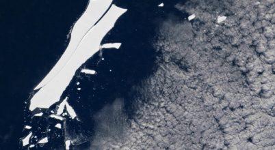 Olvadás vár az Antarktiszról leszakadt legnagyobb jéghegyre