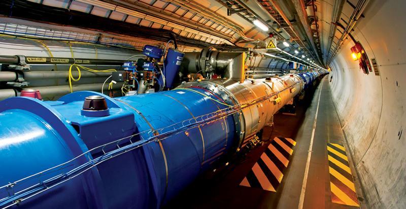 Még erősebb lesz a nagy hadronütköztető