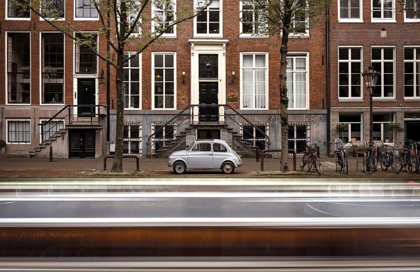 A nap képe: Amszterdam