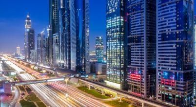 A nap képe: Kék óra Dubajban