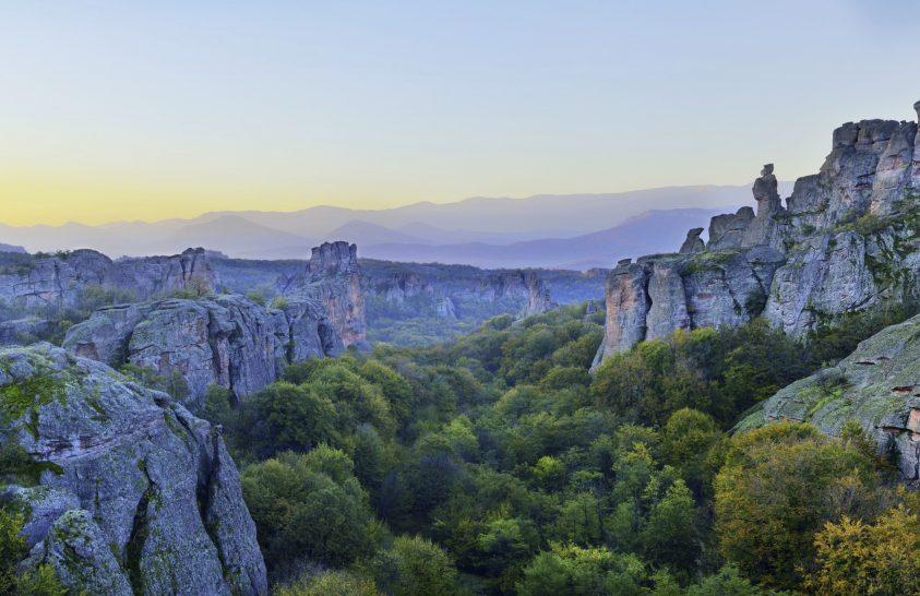 A nap képe: Kilátás Korfu legmagasabb hegycsúcsáról
