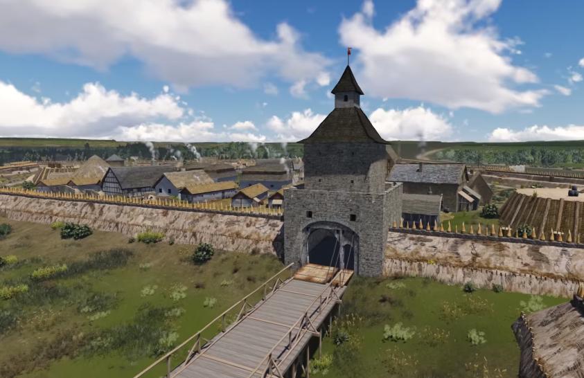 Különleges leletek kerültek elő a szolnoki vár ásatásán