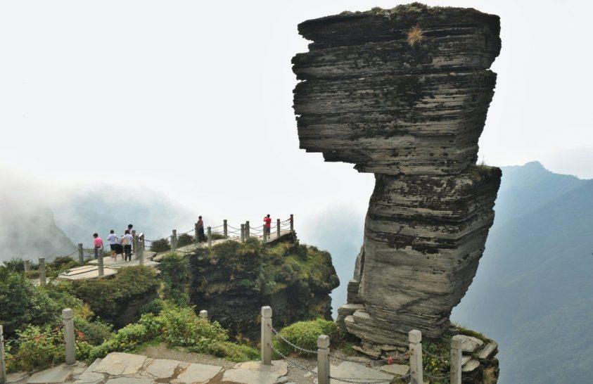 Kína legújabb világörökségi helyszíne kevesebb látogatót fogad
