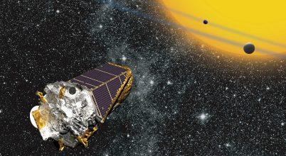 Közel a vég a Kepler űrtávcső számára