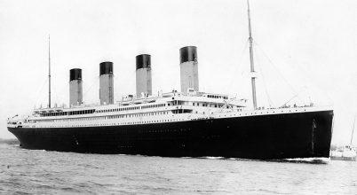 A Titanic leletei visszatérhetnek Angliába?