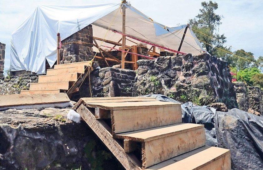 Ősi templom romjai kerültek elő egy földrengés után