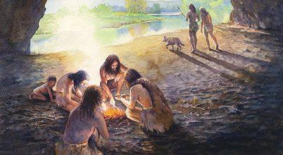 A neandervölgyi ember már tudott tüzet gyújtani