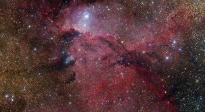 A nap képe: Kezek-köd az Oltár csillagképben