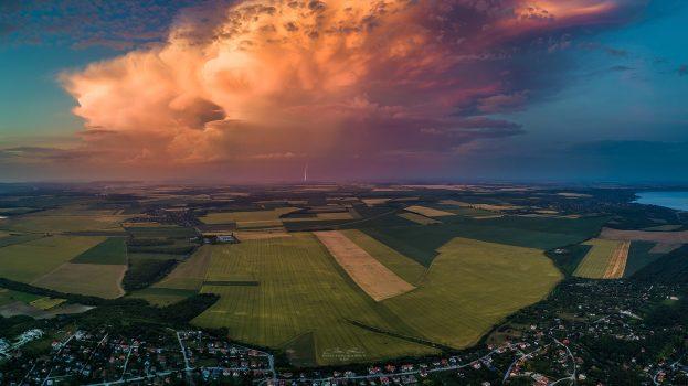 A nap képe: Azok a nyári balatoni viharok