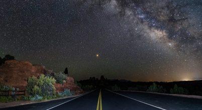A nap képe: A Mars felé vezető úton