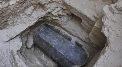 Hatalmas szarkofág került elő Egyiptomban
