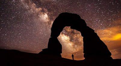 Egy felfalt galaxis romjai közt élünk